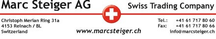 Marc Steiger AG - Swiss Trading Company